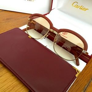 🔥SALE🔥Vintage Malmaison Cartier Glasses!!!